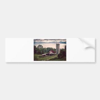 Rural America Bumper Sticker