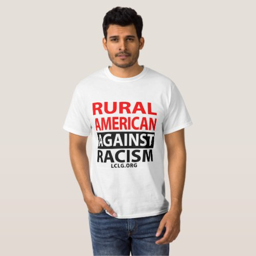 Rural American Against Racism _ RAAR Shirts