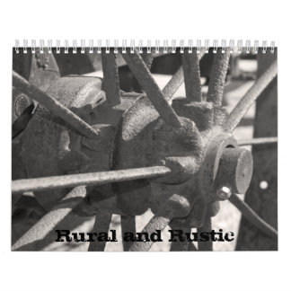 Rural and Rustic Calendar