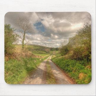 Rural Burren Road Mousepad