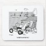 Rural Cartoon 3229 Mouse Pad