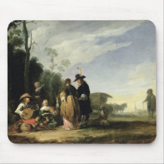 Rural Celebration Mouse Pad