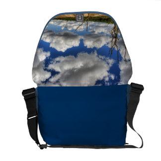 Rural Cloudscape Messenger Bag