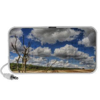 Rural Cloudscape Speakers