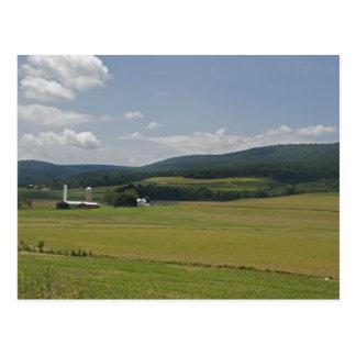 Rural Farm Postcards