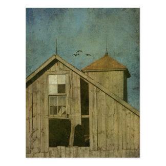 Rural Iowa Barn 5 Postcard