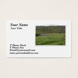 Rural Irish Countryside Business Card