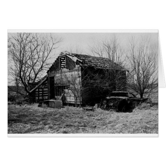 Rural Landscape 2 Card