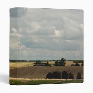 Rural landscape binder