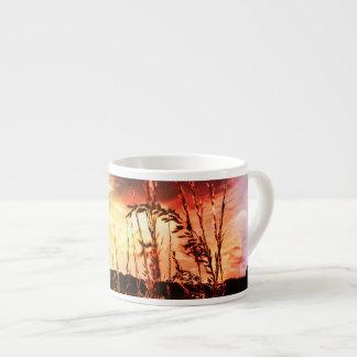 Rural Landscape Espresso Mug