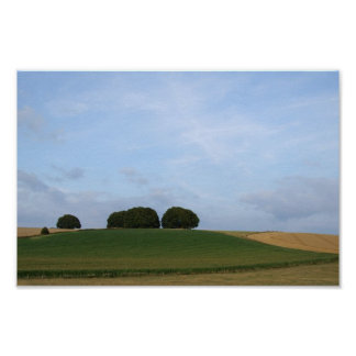 Rural Landscape Photo Print