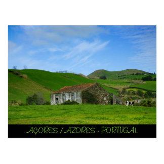 Rural life postcard