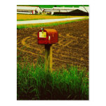 Rural Route Mailbox Post Cards