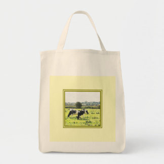 Rural Scene Bag to reuse.