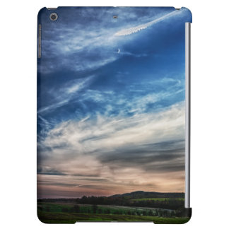 Rural Sunset Landscape Case For iPad Air