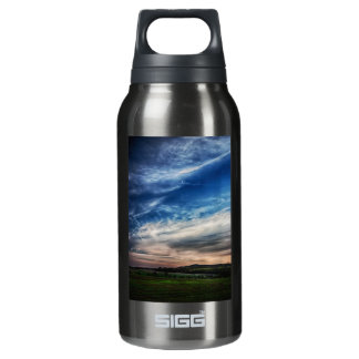 Rural Sunset Landscape SIGG Thermo 0.3L Insulated Bottle