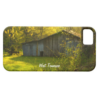 Rural Tennessee Spring Morning Light iPhone SE/5/5s Case