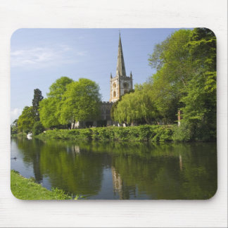 Rural tranquility mouse mats
