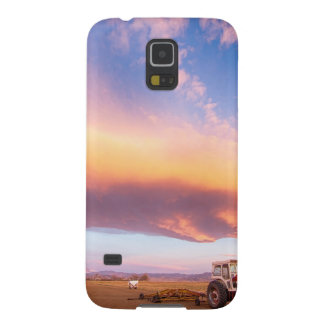 Rural Turbo Country Sky Galaxy S5 Cover