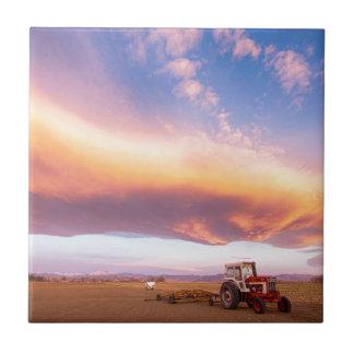 Rural Turbo Country Sky Tiles