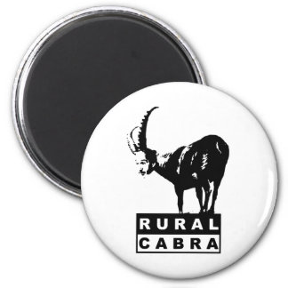 Ruralcabra Imán Redondo 5 Cm