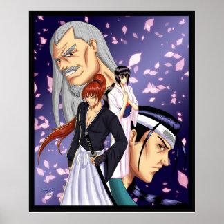 Rurouni Kenshin Póster