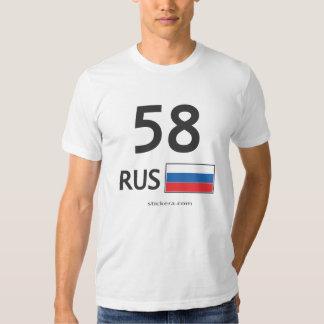 RUS. Front. Penza T-shirt