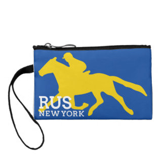 RUS NY double logo bags and accessories