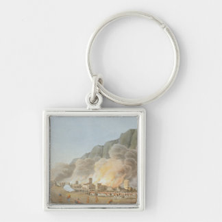 Rus ul Khyma from the SW and the situation of the Key Chain