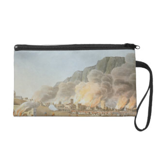 Rus ul Khyma from the SW and the situation of the Wristlet