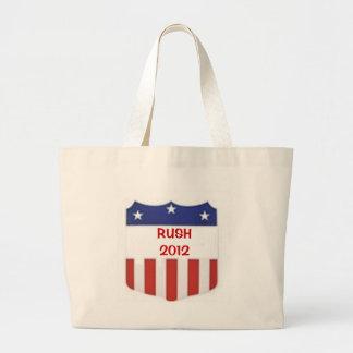 Rush 2012 bag