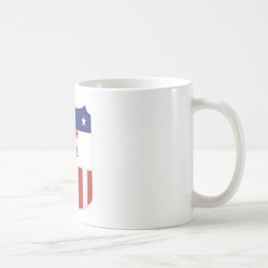 Rush 2012 coffee mug