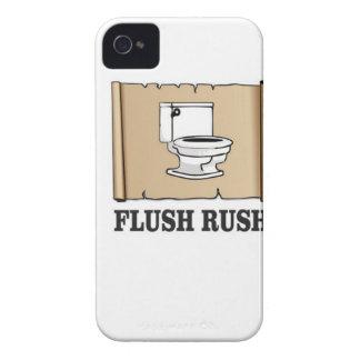rush flush art Case-Mate iPhone 4 case