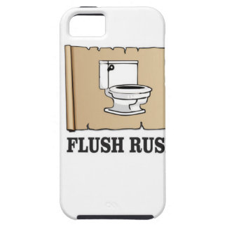 rush flush art iPhone SE/5/5s case