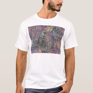 """Rush Hour"" by Anomalous Ink T-Shirt"