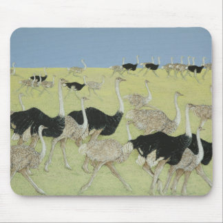 Rush hour mouse pad