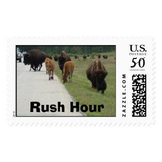 Rush Hour Postage