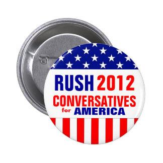 Rush Limbaugh Button