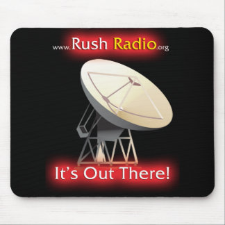 Rush Radio Mouse Pad2 Mouse Pad