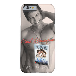 Rush Remington - Choose A Phone Barely There iPhone 6 Case