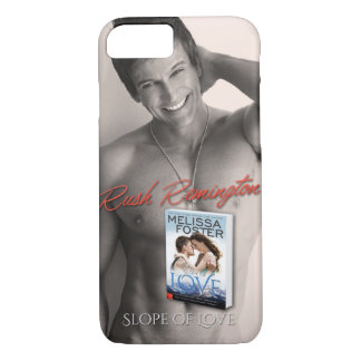Rush Remington - Choose A Phone iPhone 8/7 Case