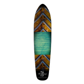 Rush Skateboard Deck