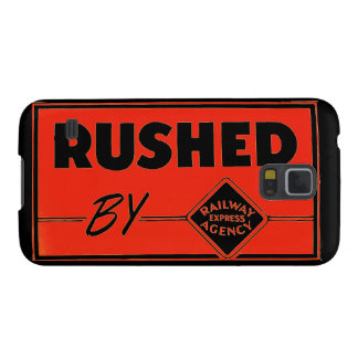 Rushed by Railway Express Agency Galaxy S5 Case