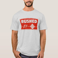 Rushed By Railway Express T-Shirt