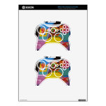 Rushed Xbox 360 Controller Decal