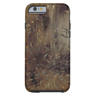 Rushes by a Pool, c.1821 (oil on paper on board) Tough iPhone 6 Case