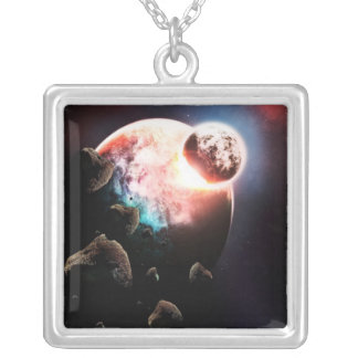 Rushing At You Necklace