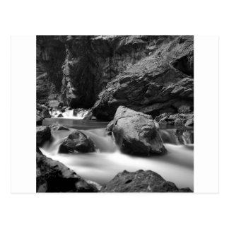 Rushing River, Clear Creek Canyon, Colorado Postcard