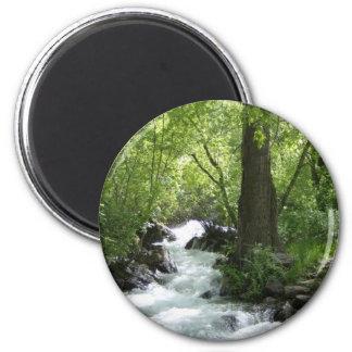 Rushing River Magnet