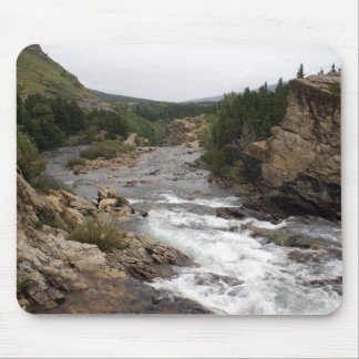 Rushing River Mouse Pad
